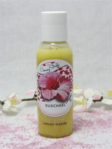 Duschgel Lemon-Vanilla