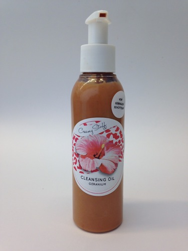 Cleansing Oil Geranium