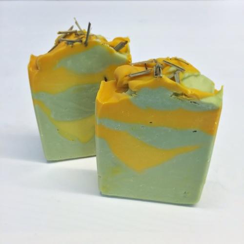 Seife Lemongras