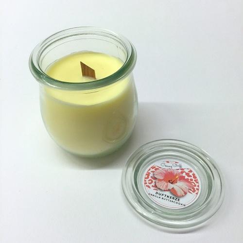 Duftkerze HD Vanilla Buttercookie