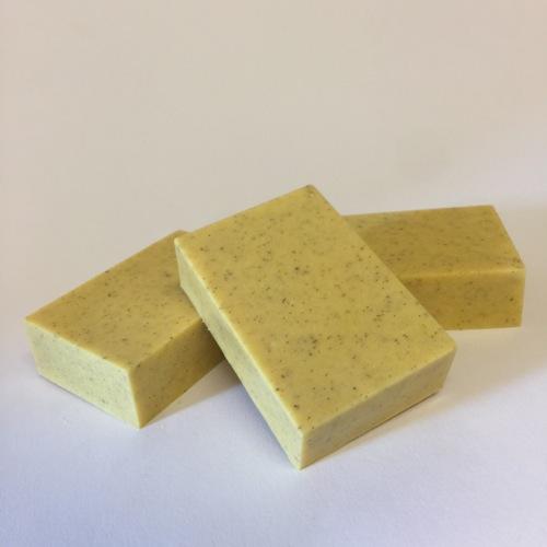 Duschbutter gelb