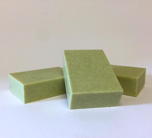 Duschbutter grün