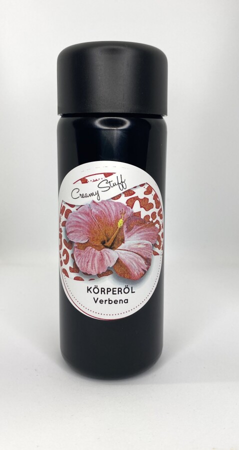 Körperöl Verbena